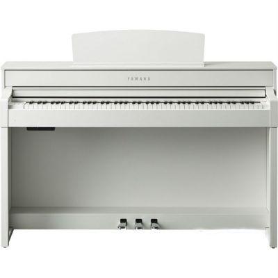 Цифровое пианино Yamaha CLP-545WH