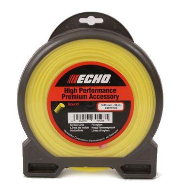 ECHO Корд триммерный Round Line 2.0мм х379м (круглый) C2070125