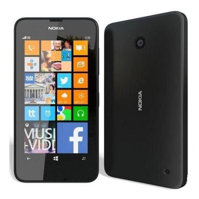 Смартфон Nokia Lumia 630 Dual Sim (чёрный)