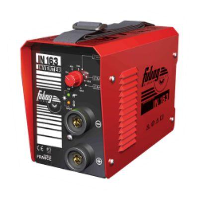 Аппарат Fubag инвектор IN 163, 220B 10-160A 1.6-4.0мм 130х170х280мм 4.2кг кейс 014053