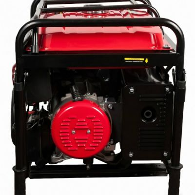 Генератор DDE бензиновый DPG6503E трехфазн.380 В ном/макс. 6/6.5 кВА ( (1ф 220 В 2 кВт), бак 25 л, эл.ст, 91 кг)