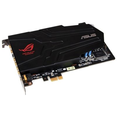 Звуковая карта ASUS PCI-E ROG Xonar Phoebus Solo (C-Media CMI8888DHT) 7.1 (5.1 digital S/PDIF out Dolby Digital Live) 892399
