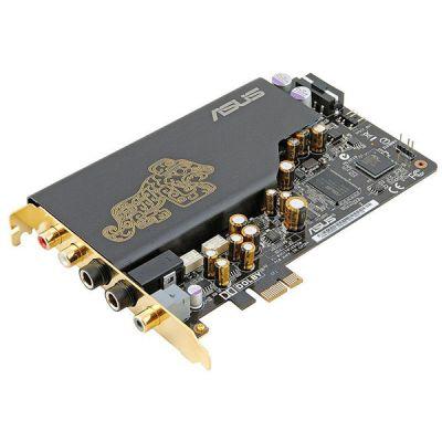 Звуковая карта ASUS PCI-E Xonar Essence STX (C-Media CMI8788) 2.1 (5.1 digital out, ASIO 2.0) 803510