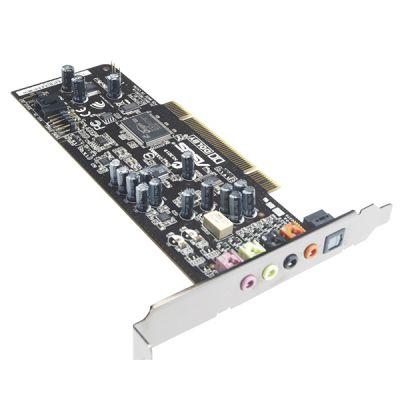 Звуковая карта ASUS PCI Xonar DG (C-Media CMI8786) 5.1 (2.0 digital S/PDIF out) 929458