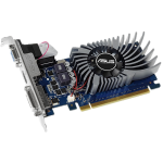 Видеокарта ASUS PCI-E GT730-2GD5-BRK nVidia GeForce GT 730 2048Mb 64bit GDDR5 901/5010 DVIx1/HDMIx1/CRTx1/HDCP Ret GT730-2GD5-BRK