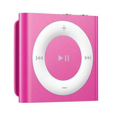 Аудиоплеер Apple iPod shuffle 2GB - Pink MKM72RU/A