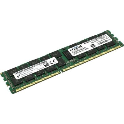 ����������� ������ Crucial 16Gb DDR3 1866MHz PC3-15000 CT16G3ERSDD4186D