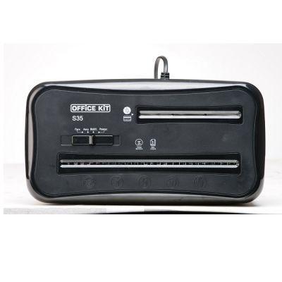 Уничтожитель документов (Шредер) Office Kit S35 4х40 OK0440S035