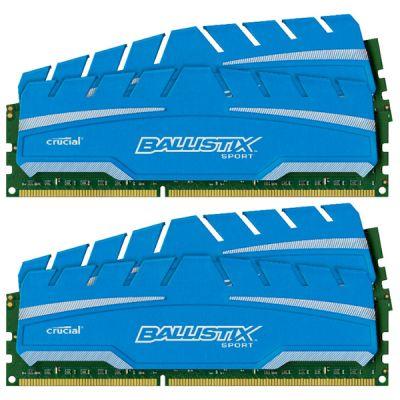 ����������� ������ Crucial DDR3 4x8Gb 1866MHz PC3-14900 BLS4C8G3D18ADS3BEU