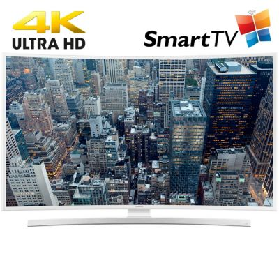 ��������� Samsung 4K UHD UE55JU6610U White