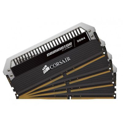 Оперативная память Corsair 32Gb DDR4 2400MHz PC3-19200 CMD32GX4M4A2400C14
