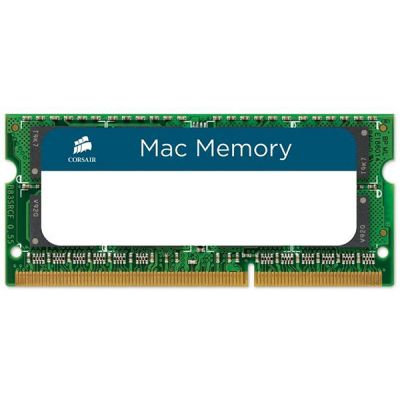 Оперативная память Corsair 4Gb SO-DDR3 1066MHz PC3-8500 CMSA4GX3M1A1066C7