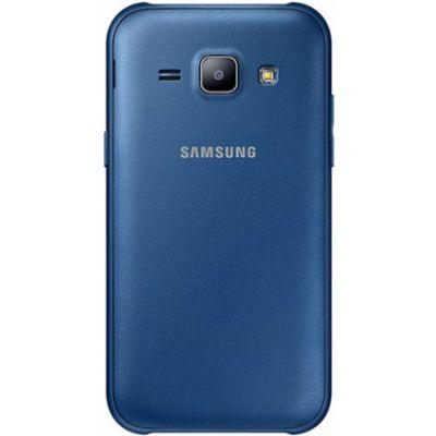 Смартфон Samsung Galaxy J1 SM-J100F 3G 4G Blue SM-J100FZBNSER
