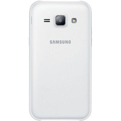 Смартфон Samsung Galaxy J1 SM-J100H 3G White SM-J100HZWDSER