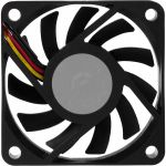 Вентилятор Deepcool для корпуса XFAN 60 60x60x12 3pin+4pin (molex) 24dB 30g