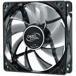Вентилятор Deepcool для корпуса 120x120x25 3pin 27dB 1300rpm 119g голубой LED WINDBLADE120