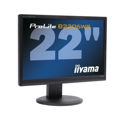 Монитор Iiyama ProLite B2206WS-B1
