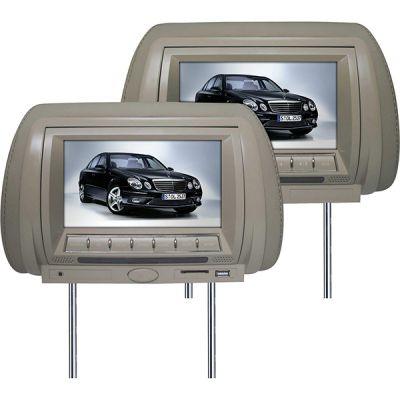 Velas Универсальный подголовник с монитором V-HM7b