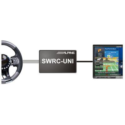 Alpine Контроллер управления для кнопок на руле (универсальный) SWRC-UNI