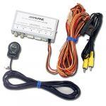 Alpine Интерфейс для подключения двух камер MultiView с Direct-разъемом KCX-C200B