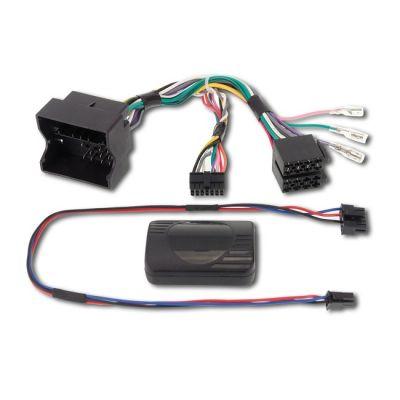 Адаптер Alpine руль/дисплей/климат/парктроник для Volkswagen для X800D-U и INE-W987D APF-X100VW