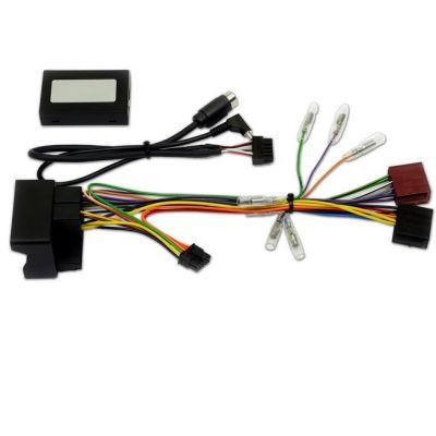 Адаптер Alpine SWRC для Volkswagen c дисплеем MFD для вывода инф о климате и парктронике (CAN) APF-D200VW