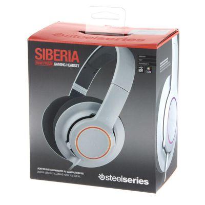 Наушники с микрофоном SteelSeries Siberia Raw Prism (61410)