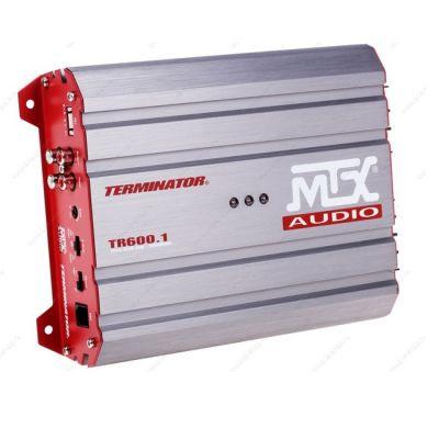 Усилитель автомобильный MTX 1-канальный TR600.1