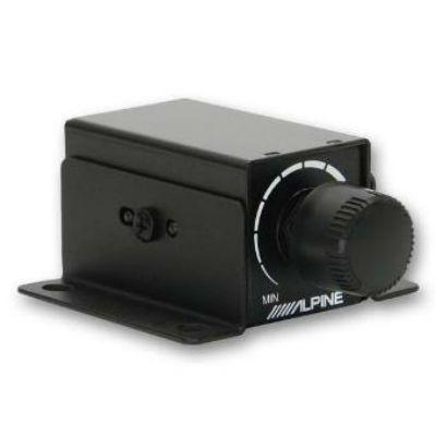 Alpine Регулятор баса, проводной, для усилителей PDX, MRX RUX-KNOB