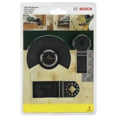 Bosch Набор оснастки для мультитулов 2607017323