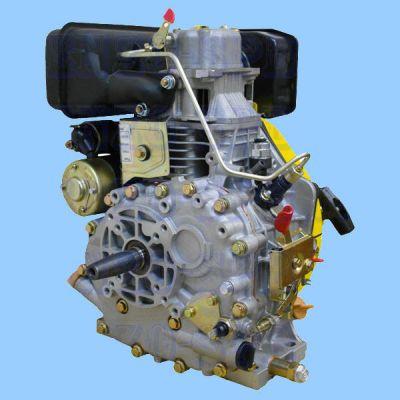 Двигатель DDE дизельный UD186 с электростартером для помпы (UD-186-P) 011030000042