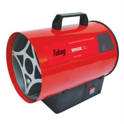 Тепловая пушка (газовая) Fubag BRISE 10 (Система котроля работы: термостат термопара эл.магн.кл) 0301.1000.RUFU/20821283
