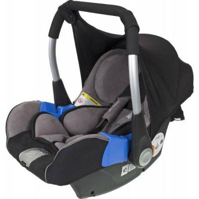 Детское автокресло Sparco F 300 K от 0 до 13 кг (0/0+) черный/серый SPC/DK-100 BK/GY