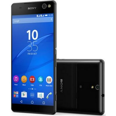 Смартфон Sony Xperia C5 Ultra dual Black E5533BLK 1296-9310