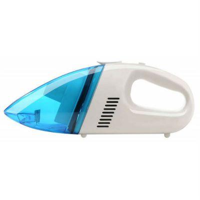 Пылесос Rolsen автомобильный RVC-100 белый/голубой 35Вт 1-RLCA-RVC-100