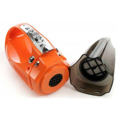 Пылесос Rolsen автомобильный RVC-200 оранжевый 100Вт 1-RLCA-RVC-200