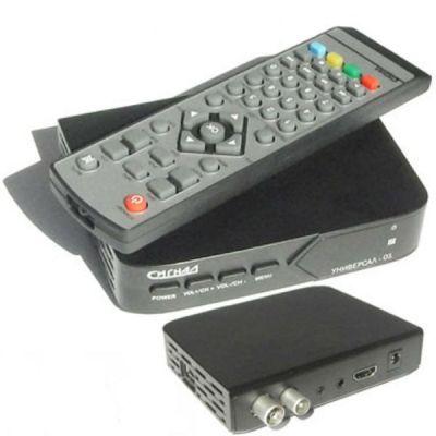 Ресивер Сигнал DVB-T2 Универсал-01