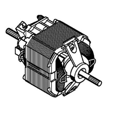 Двигатель DDE электрический переменного тока ET750 60092-0510