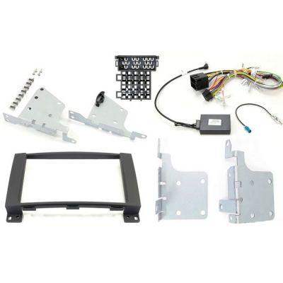 Alpine Установочный комплект для INE-W928R для Mercedes A/B/V с Mini-ISO KIT-8MBM
