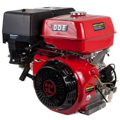 Двигатель DDE бензиновый четырехтактный LONCIN LCW188F без эл./стартера для сварочника DPW190/вылет вала -короткий конус