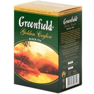 ��� Greenfield ������ ������ 100�. ��� ����.����. 0351-14