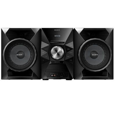 Аудиоцентр Sony MHC-ECL7D черный 470Вт MHCECL7D.RU1