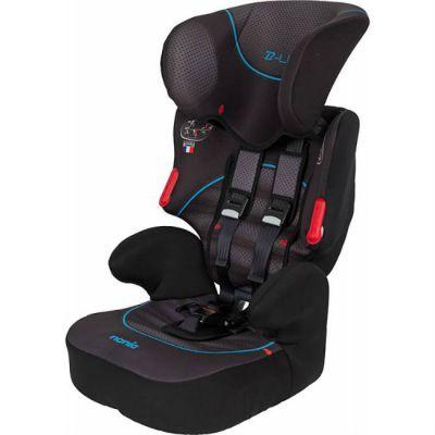 Детское автокресло Nania Beline SP FST (graphic i-tech) от 15 до 25 кг (1/2/3) черный 293075