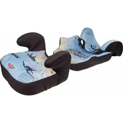 Детское автокресло Nania Disney Befix SP (planes) от 15 до 36 кг (2/3) голубой/серый 743182