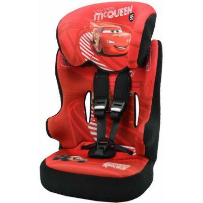 Детское автокресло Nania Disney Beline SP (Cars) от 9 до 36 кг (1/2/3) красный/черный 293185