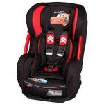 Детское автокресло Nania Disney Cosmo SP LX (cars) от 0 до 18 кг (0+/1) красный/черный 088910