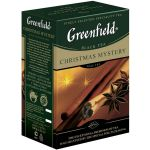 Чай Greenfield Кристмас Мистери 100г. чай лист.черн.с доб. 0716-15