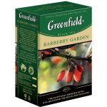 Чай Greenfield Барбери Гарден 100г. чай лист.черн. с доб. 0713-15