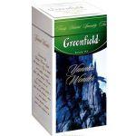 Чай Greenfield Юньнань Вандер 125г. чай лист.черн.в ж/б 1057-14