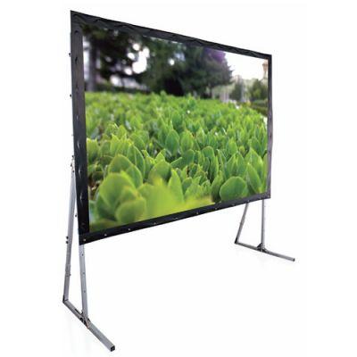 Экран ScreenMedia на раме, складной конструктив, кейс 203*153 , полотно PS MW LS-Z100WB(4:3)